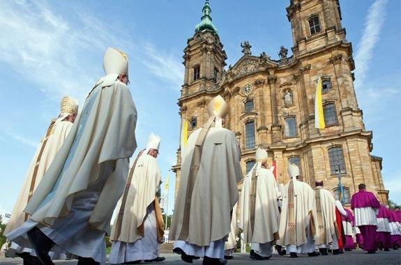 Німецькі церкви втратять мільйони прихожан