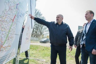 Степан Барна: «На будівництво Східного обходу Тернополя Євросоюз виділив нам 20 млн. євро»