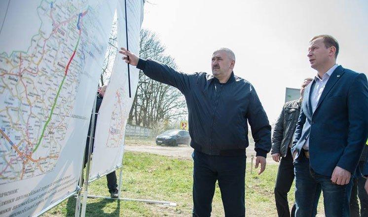 На ремонт траси Тернопіль – Кременець цього року виділено 270 млн. грн.
