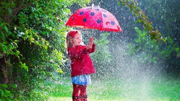 Не забудьте парасольки: без дощу знову не обійдеться