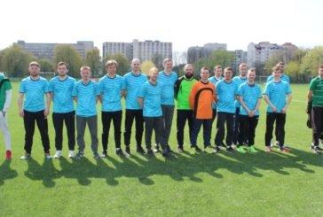 Команда Тернопільського «Інваспорт» – бронзові призери чемпіонату України з футболу серед спортсменів з порушеннями слуху