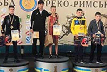 Тернопільські борці Степан Жмурко та Максим Радик – бронзові призери чемпіонату України