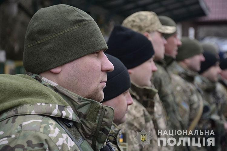 Після двомісячного відрядження зі Сходу повернулися бійці роти «Тернопіль» (ФОТО)