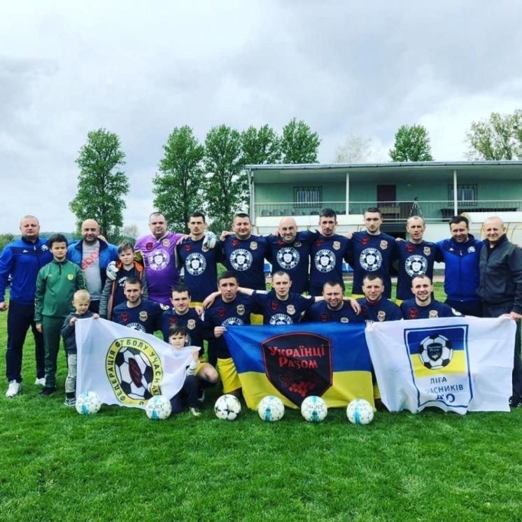 У неділю на міському стадіоні відбудеться матч між ФК «Тернопіль-АТО» та ФК «Гоща АТО»
