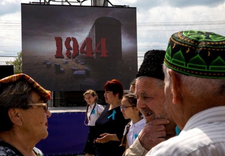 Латвія визнала депортацію кримських татар геноцидом