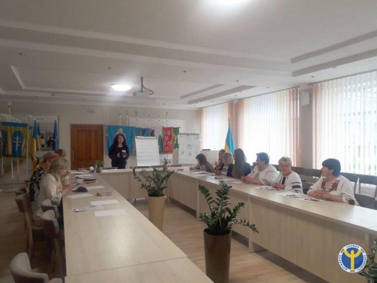 Як Тернопільський міськрайонний центр зайнятості співпрацює з ОТГ (ФОТО)