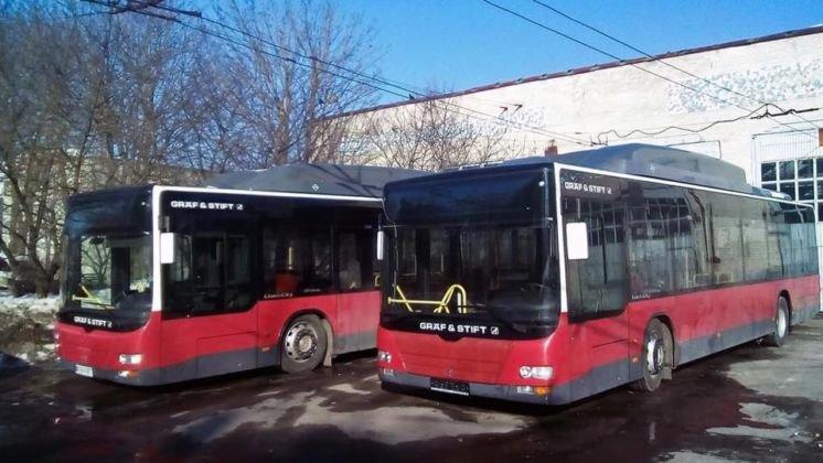 На маршруті №1А у Тернополі курсуватиме шість автобусів