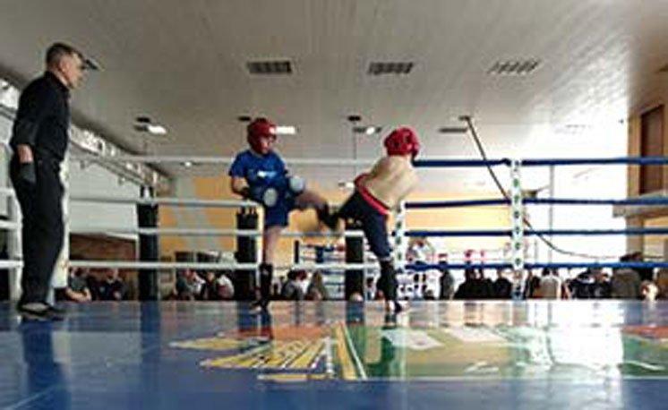 Тернопіль приймав  Всеукраїнські змагання з кікбоксингу за версією ІСКА