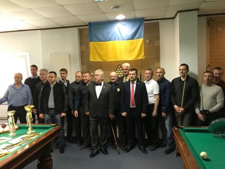 У Кременці – всеукраїнські змагання з більярду (ФОТО)