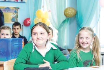 Козівські школярі навчаються в оновленій школі (ФОТО)