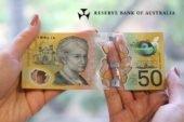 В Австралії надрукували з помилкою $46 мільйонів