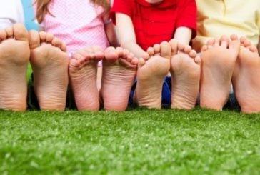 Дитяча плоскостопість. Як її побороти?