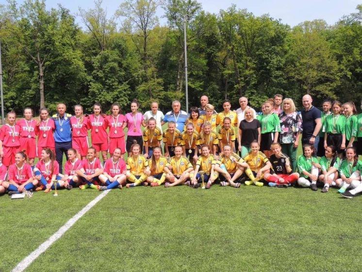 Спортсменки ТНЕУ здобули «срібло» на XIV Універсіаді України з футболу (ФОТО)