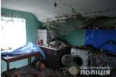 У Чортківському районі кульова блискавка залетіла в будинок і вибухнула (ФОТО)