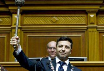 Шостий президент присягнув на вірність Україні