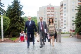До ТНЕУ завітав Посол Європейського Союзу в Україні (ФОТО)