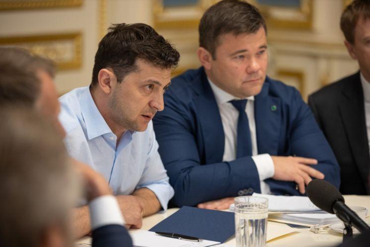 На сайті Верховної Ради з'явилась петиція про імпічмент президента