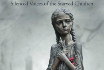 Книга про Голодомор отримала золоту медаль