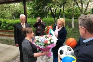 Десять років тому олімпійська чемпіонка Олена Підгрушна працювала дільничним у Кременецькому відділку міліції (ФОТО)