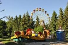 У Тернополі запрацювали атракціони (ЦІНИ)