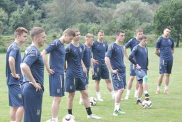 Тернопільські футболісти перебувають у розташуванні студентської збірної України
