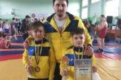 Тернополяни стали призерами Всеукраїнського турніру з греко-римської боротьби