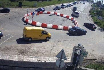 На Гаївському перехресті у Тернополі встановили камеру відеоспостереження