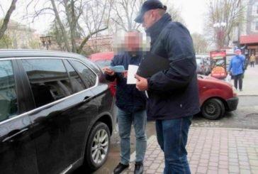 У Тернополі найбільше водіїв-порушників – у центрі міста