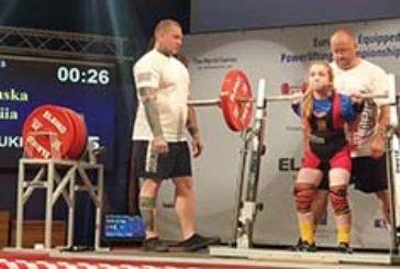 Першокурсниця з Тернополя стала рекордсменкою Європи