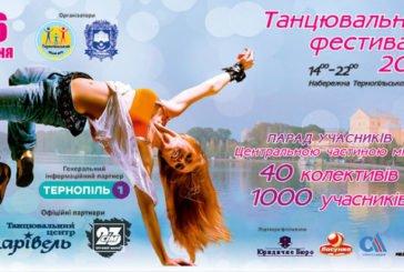 Скоро у Тернополі – танцювальний фестиваль