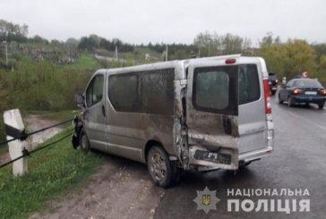 Під час свят на Тернопільщині  трапилося шість аварій, три з них – зі смертельними наслідками