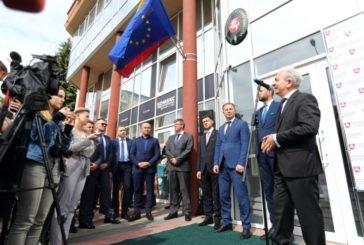 У Тернополі відкрили Почесне Консульство Литовської Республіки (ФОТО)