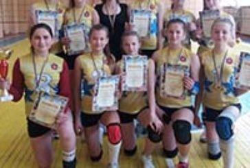 Чемпіонат обласної дитячо-юнацької волейбольної ліги серед дівчат 2004 років народження виграли ланівчанки