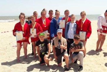 Тернопільські самбісти на Чемпіонаті України завоювали дві золотих та чотири бронзових медалі
