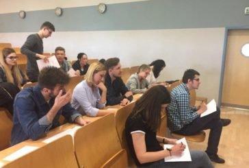 Делегація юрфаку ТНЕУ побувала у Вармінсько-Мазурському університеті в Польщі (ФОТО)
