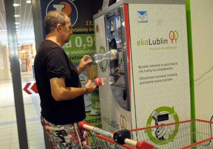 Поляки зможуть оплатити проїзд пластиковими пляшками