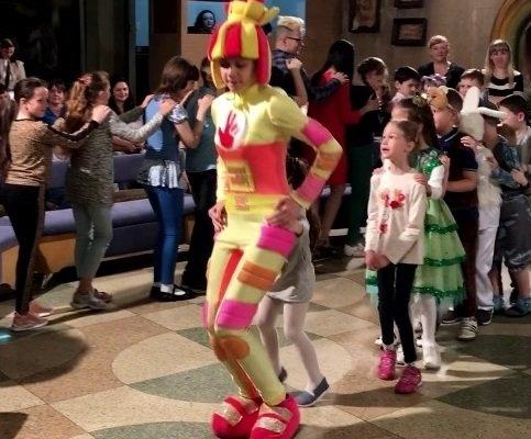 Міський Центр соціальної реабілітації дітей – інвалідів організував для маленьких тернополян святкове дійство