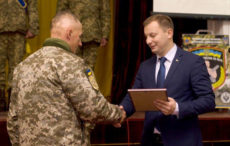 Голова Тернопільської ОДА Степан Барна: «П'ять років опору російському окупанту не мають бути знівельовані»