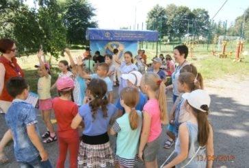 На Тернопільщині дітям у літніх таборах розповідають про цікавий світ професій (ФОТО)