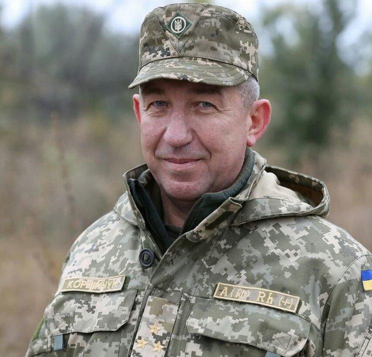 Колишнього начальника Тернопільського гарнізону призначено першим заступником начальника Генштабу ЗСУ (ФОТО)