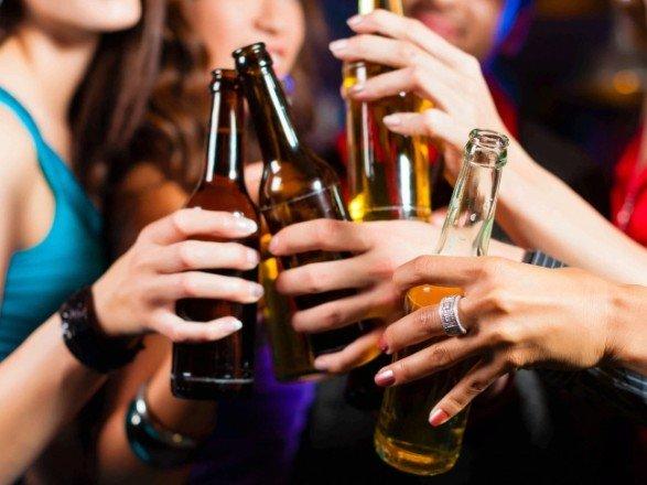 У німецької молоді минула мода на алкоголь