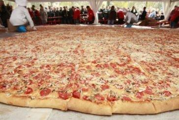 У Чорткові спечуть найбільшу піцу в Україні