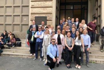 Викладачі юрфаку ТНЕУ побували у Папському Григоріанському університеті в Римі (ФОТО)