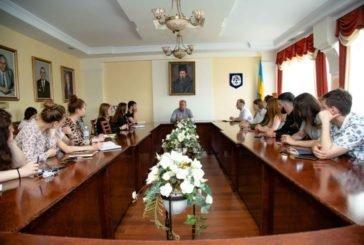 Ректор ТНЕУ привітав студентство із завершенням навчального року (ФОТО)