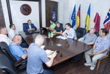 Ректор ТНЕУ зустрівся з представниками компанії «ГРІН ХАС ІТАЛІЯ» (ФОТО)