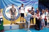 Тернопільські студенти зібрали повний комплект нагород на чемпіонаті України з боротьби