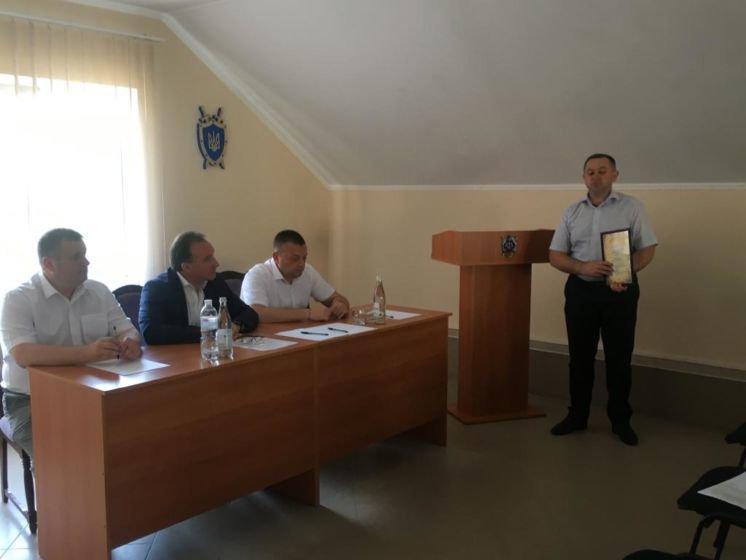У Теребовлянській прокуратурі – новий керівник