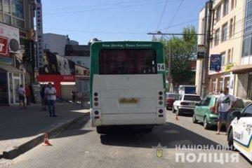 Очевидців смертельної аварії у Тернополі просять відгукнутися