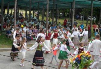 На Тернопільщині відбувся унікальний дитячий фестиваль (ФОТОРЕПОРТАЖ)