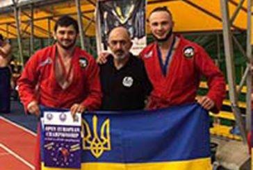 «Золото» і «срібло» – здобутки тернополян на чемпіонаті Європи зі спортивного універсального бою